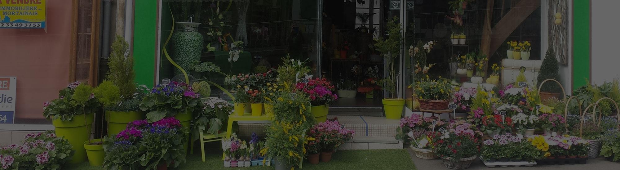 Fleuriste Couterne